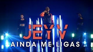 Jey V - Ainda Me Ligas (Official Video UHD 4K)