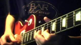 Dire Straits - Tunnel of Love (solo) [Les Paul]