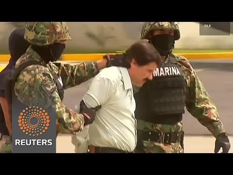 Mexico extradites top drug lord 'El Chapo' to U.S.