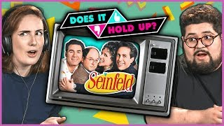 Do Teens & College Kids Think Seinfeld Is Funny? | Does It Hold Up?