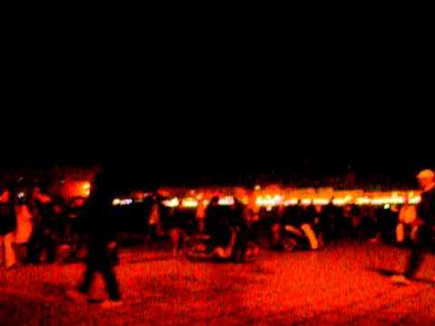 Jamma el fna at night, Marakesh, Morocco