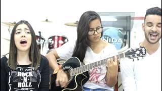 PARA QUE ENTRE O REI - LINDO ÉS (Ricardo Moreira Cover) Part. Vitória Rocha