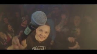Ciemna Strefa On Tour 2016 - Stalowa Wola // Klub Labirynt // 12.02.2016