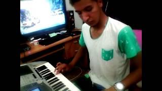 Rai Live 2016 Jdide Amine Pianiste Ǿffĩĉĩêl Hlawiyat  Yamaha Psr a 1000