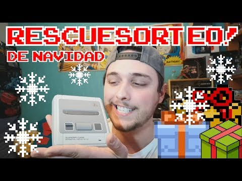 #RESCUESORTEO NAVIDEÑO!!