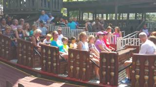 kings island Vikings fury