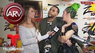 Ivy Queen y Don Omar lanzan sencillo 'Ámame o mátame' | Al Rojo Vivo | Telemundo