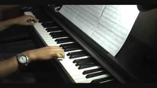 Sexy Chick by David Guetta Ft Akon (Piano Cover) HQ Audio
