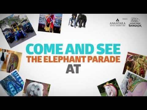 Elephant Parade is coming to Bangkok