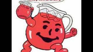 Kool aid in my cup