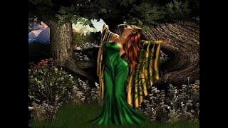 Ponto cantado de Esmeralda, a Cigana do Amor
