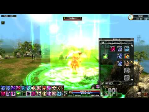 Dekaron Action 7/8 - Segnale Skill Tree