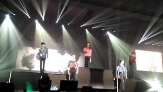 [fancam] 161112 SHINee World V in Jakarta - Don't Let Me Go