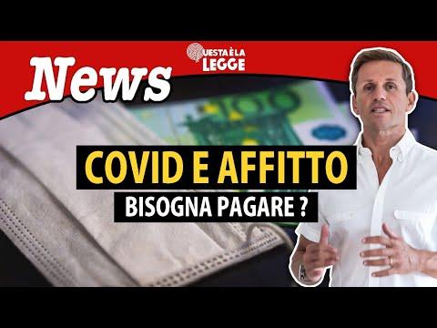 COVID e AFFITTO: bisogna pagare? | avv. Angelo Greco