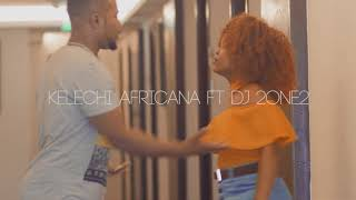 KELECHI NIMECHOKA AFRICANA COVER by Renie artist