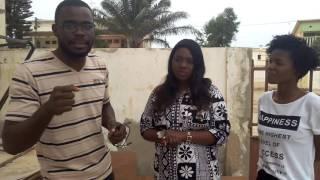 Nádia Mayembe e Eucilia Neto - Manda Senhor