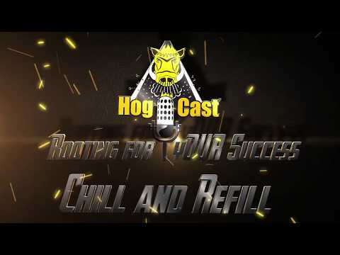 Hog Cast - Chill and Refill