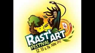 Macka B - Big Up Rast'Art Festival
