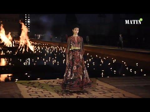 Video : La maison Dior présente sa collection Croisière à Marrakech