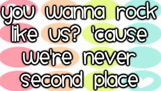 It's On - Camp Rock 2 - Lyrics