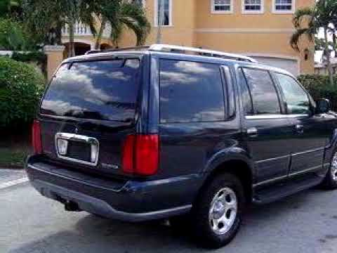 Grande Prairie Hyundai >> 2000 Lincoln Navigator Problems, Online Manuals and Repair ...