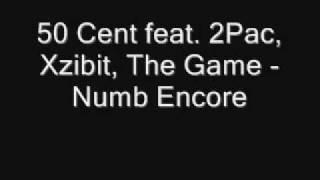 50 Cent feat. The Game, 2Pac, Xzibit - Numb Encore (Remix)