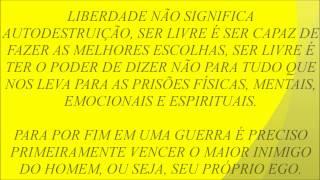 FRASES DO ESPÍRITO SANTO   PARTE I