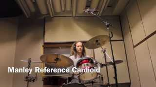 Overhead Drum Mic Shootout (condenser + dynamic + ribbon)