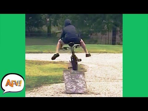 What FLIES Up, Must FAIL Down! 🤣 | Fails of the Week | AFV 2020