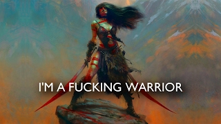 Steve James feat. LIGHTS - Warrior (Lyrics)