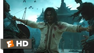Ong Bak 3: The Final Battle (7/10) Movie CLIP - Battling the Guards (2010) HD