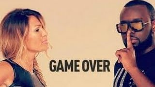 Vitaa - Game Over ft. Maître Gims [HD][Paroles]