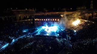 Rammstein France Nîmes 2017 - Engel live HD