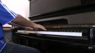 Under Control (feat. Hurts) - Calvin Harris & Alesso (piano cover)