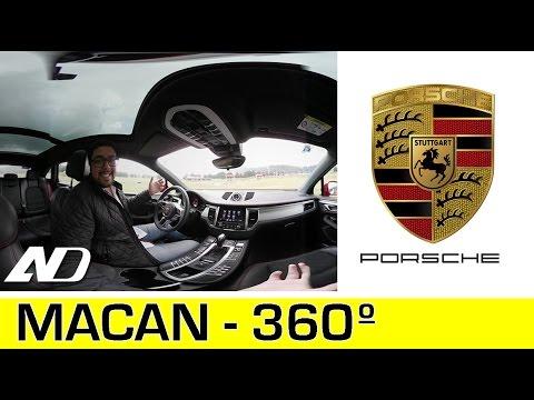 Porsche Macan 360º - Primer Vistazo