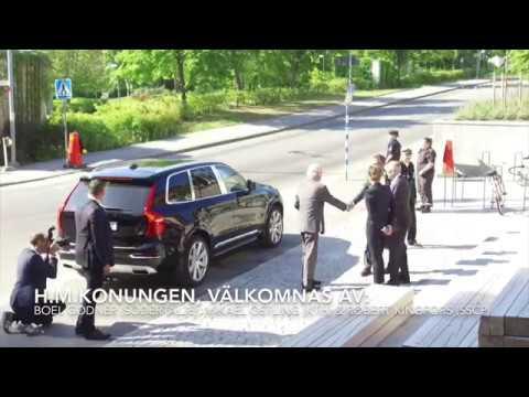 H.M. Konungen besöker Södertälje, 23 maj 2018