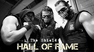 (WWE) The Shield /Hall of Fame/