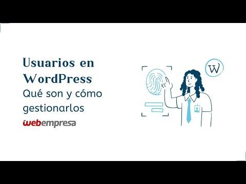 🚀 Aprende a Gestionar Usuarios en WordPress Correctamente ✚ Mejores Plugins Y Funcionalidades (2021)