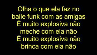 MC Kevinho   Olha A Explosão letra