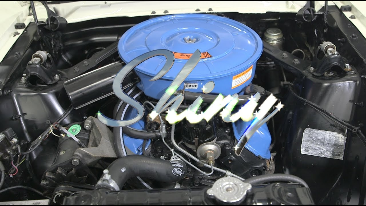 Shiny: How to Clean Your Engine Bay thumbnail