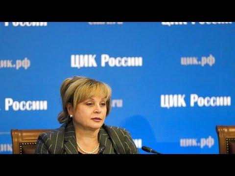 Három körzetben törölték a választási eredményt Oroszországban