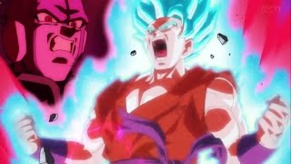 「AMV 」Dragon Ball Super  Goku vs. Hit