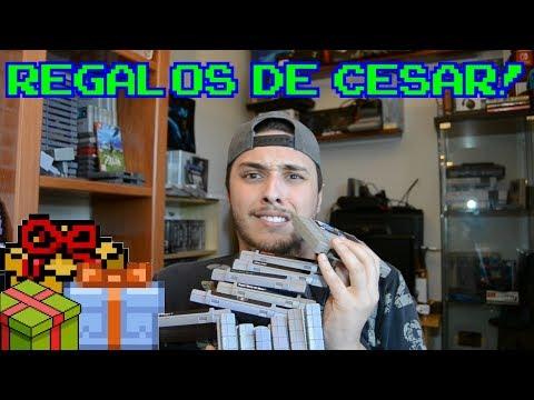 Y mas regalos de Cesar! || Donaciones v11