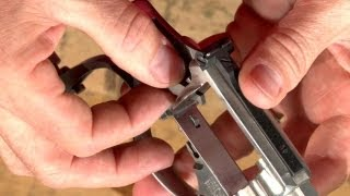Gunsmithing - How to Repair A Slow Timed Smith and Wesson (S&W) Revolver