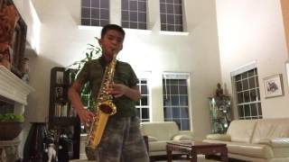 Closer (Alto Saxophone Cover)
