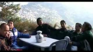 Jiwan Hamro by Mantra Band Darjeeling.flv