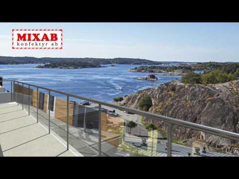 MIXAB bygger lägenheter i Strömstad