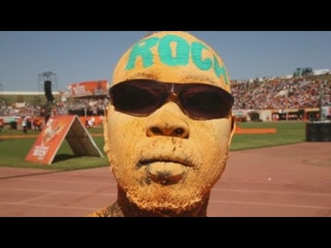 Mitin de Kabore, candidato a la reelección en Burkina Faso