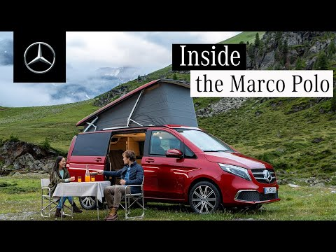 The Marco Polo | Kitchenette and Supplies