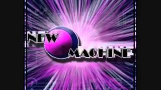 New Machine art band Live - Cado in piedi (demo, original track)